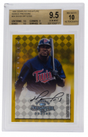 1998 Donruss Signature Series Previews #24 David Ortiz (BAS 9.5) at PristineAuction.com