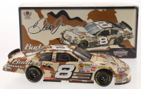 Dale Earnhardt Jr. LE #8 Budweiser Camo / American Heroes 2007 Monte Carlo SS 1:24 Scale Die Cast Car at PristineAuction.com