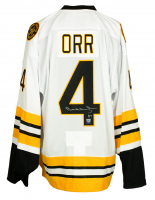 Bobby Orr Signed 1975-1976 Bruins Adidas Jersey (Orr COA) at PristineAuction.com