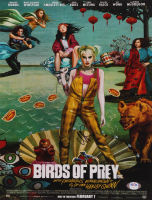 "Margot Robbie Signed ""Birds of Prey"" 11x14 Photo (PSA COA) at PristineAuction.com"