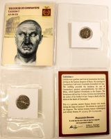 Licinius I. AD 308-324 - The House of Constantine Ancient Bronze Coin at PristineAuction.com