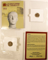 Valens. AD 364-378 - Late Roman Empire: The Dominate Ancient Bronze Coin at PristineAuction.com
