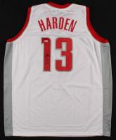 James Harden Signed Jersey (Beckett Hologram) at PristineAuction.com