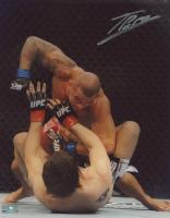 Thiago Alves Signed UFC 8x10 Photo (Palm Beach COA) at PristineAuction.com