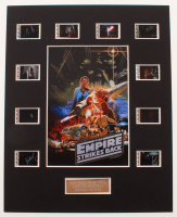 """""""Star Wars: Episode V – The Empire Strikes Back"""" LE 8x10 Custom Matted Original Film / Movie Cell Display at PristineAuction.com"""