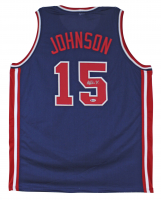Magic Johnson Signed Jersey (Beckett COA) at PristineAuction.com