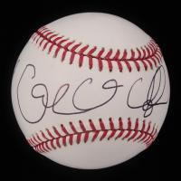 Alexandria Ocasio-Cortez Signed OML Baseball (PSA Hologram) at PristineAuction.com