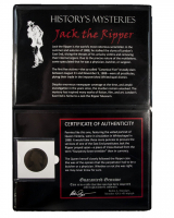 History's Mysteries: Jack the Ripper at PristineAuction.com