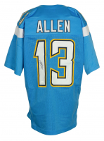 Keenan Allen Signed Jersey (JSA COA) at PristineAuction.com