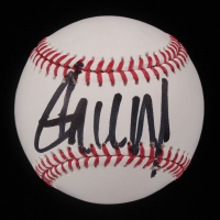Donald Trump Signed OML Baseball (PSA LOA) at PristineAuction.com