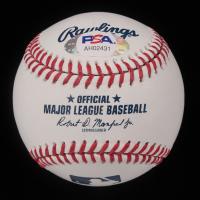 Donald Trump Signed OML Baseball (PSA LOA) at PristineAuction.com