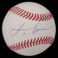 Cory Booker Signed OML Baseball (PSA Hologram) at PristineAuction.com
