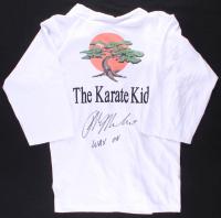 "Ralph Macchio Signed ""Karate Kid"" Gi Jacket Inscribed ""Wax On"" (JSA Hologram) at PristineAuction.com"