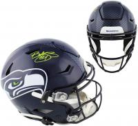 Bobby Wagner Signed Seahawks Full-Size Authentic On-Field SpeedFlex Helmet (Radtke COA) at PristineAuction.com