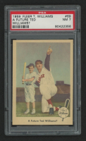 Ted Williams 1959 Fleer #69 A Future (PSA 7) at PristineAuction.com