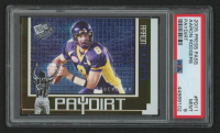 Aaron Rodgers 2005 Press Pass Paydirt #PD11 RC (PSA 9) at PristineAuction.com