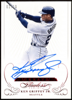 Ken Griffey Jr. 2016 Panini Flawless Greats Autographs Red #GAKG at PristineAuction.com