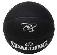 Joel Embiid Signed NBA Arena Series Basketball (Fanatics Hologram) at PristineAuction.com