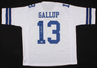 Michael Gallup Signed Jersey (JSA Hologram) at PristineAuction.com