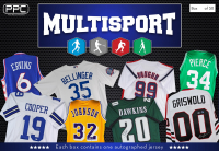 PPC 2020 Multi-Sport Jersey Mystery Box - Series 2 (Limited to 50) at PristineAuction.com