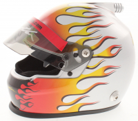 "Jeff Gordon Signed NASCAR ""24Ever"" Career Highlight 1:3 Scale Mini-Helmet (Gordon Hologram) at PristineAuction.com"