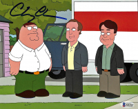 "Chevy Chase Signed ""Family Guy"" 8x10 Photo (Beckett COA) at PristineAuction.com"