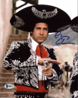 "Chevy Chase Signed ""Three Amigos"" 8x10 Photo (Beckett COA) at PristineAuction.com"