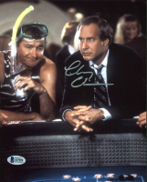 """Chevy Chase Signed """"National Lampoon's Vegas Vacation"""" 8x10 Photo (Beckett COA) at PristineAuction.com"""