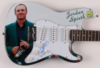 "Jordan Spieth Signed 39"" Electric Guitar (JSA COA) at PristineAuction.com"