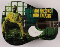 "Bryan Cranston Signed ""Breaking Bad"" 41"" Acoustic Guitar (JSA COA) at PristineAuction.com"