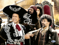 """Chevy Chase Signed """"Three Amigos"""" 11x14 Photo (Beckett COA) at PristineAuction.com"""