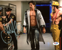 "Joe Manganiello Signed ""Magic Mike"" 8x10 Photo (PSA COA) at PristineAuction.com"