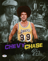 """Chevy Chase Signed """"Fletch"""" 11x14 Photo (PSA COA) at PristineAuction.com"""