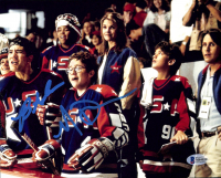 "Brandon Adams & Matt Doherty Signed ""The Mighty Ducks"" 8x10 Photo (Beckett COA) at PristineAuction.com"