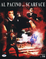 """Al Pacino Signed LE """"Scarface"""" 11x14 Photo (PSA COA) at PristineAuction.com"""
