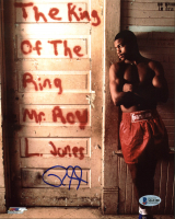 Roy Jones Jr. Signed 8x10 Photo (Beckett COA) at PristineAuction.com