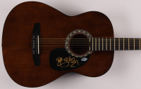 "Lindsay Ell Signed 38"" Acoustic Guitar Inscribed ""Love"" (Beckett COA) at PristineAuction.com"