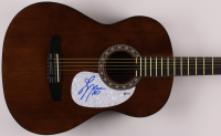 "Maren Morris Signed 38"" Acoustic Guitar Inscribed ""XO"" (Beckett COA) at PristineAuction.com"