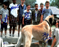 """""""The Sandlot"""" 8x10 Photo Signed by (6) with Marty York, Shane Obedzinski, Victor DiMattia, Tom Guiry (Beckett COA) at PristineAuction.com"""
