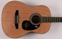 "Tracy Lawrence Signed 38"" Acoustic Guitar (Beckett COA) at PristineAuction.com"