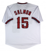 Tim Salmon Signed Jersey (Beckett COA) at PristineAuction.com