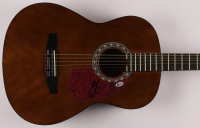 "Morgan Wallen Signed 38"" Acoustic Guitar (Beckett COA) at PristineAuction.com"