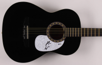 "Morgan Wallen Signed 38"" Acoustic Guitar (Beckett COA) at PristineAuction.com"