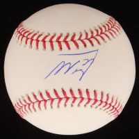 Alex Verdugo Signed OML Baseball (MLB Hologram) at PristineAuction.com