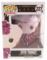 """Elizabeth Banks Signed """"The Hunger Games"""" Effie Trinket #227 Funko Pop! Vinyl Figure (Beckett COA) at PristineAuction.com"""