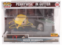 "Bill Skarsgard Signed ""It"" Pennywise In Gutter #584 Funko Pop Vinyl Figure (Beckett COA) at PristineAuction.com"