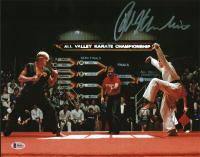 "Ralph Macchio Signed ""The Karate Kid"" 11x14 Photo (Beckett COA) at PristineAuction.com"
