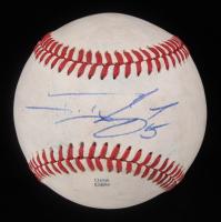 Johnny Gomes Signed Baseball (JSA COA) at PristineAuction.com