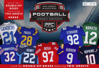 PPC 2020 Football Jersey Mystery Box - Series 2 (Limited to 50) at PristineAuction.com