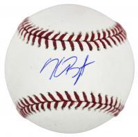 Kris Bryant Signed OML Baseball (Fanatics Hologram & MLB Hologram) at PristineAuction.com